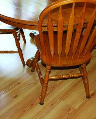 Clear Sleeve – Chairs