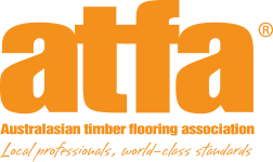 Australasian timber flooring association logo